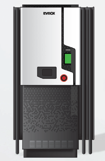 evbox rapid charger