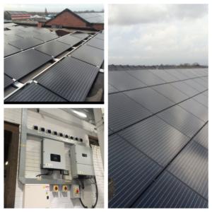 Solar PV manchester