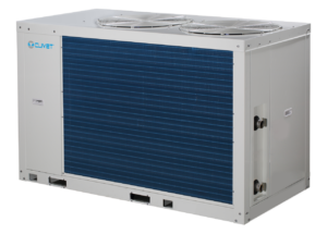 industrial air source heat pump for the work place