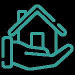 energy savings for social housing icon kast energy