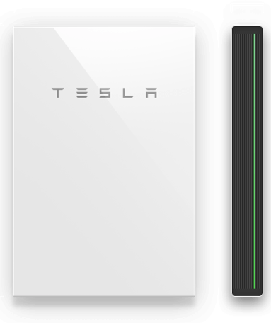 Tesla power wall home energy storage